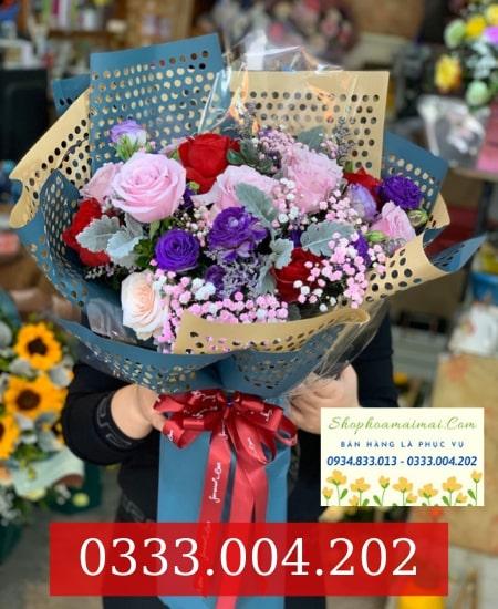 Đặt hoa tươi online Hòa Khánh Đà Nẵng