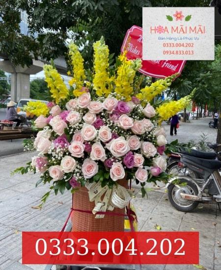 Tặng hoa tận nơi Đà Nẵng