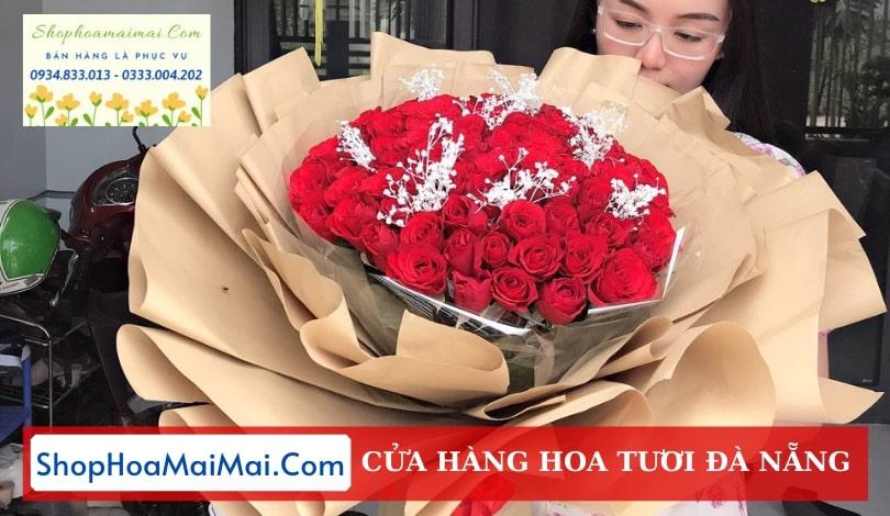 Cắm hoa sinh nhật theo yêu cầu Đà Nẵng
