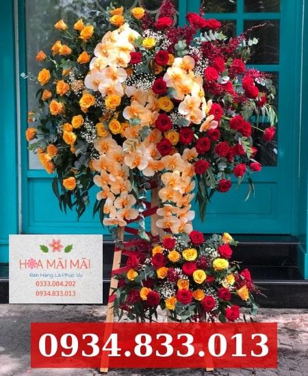 Đặt hoa khai trương online Đà Nẵng