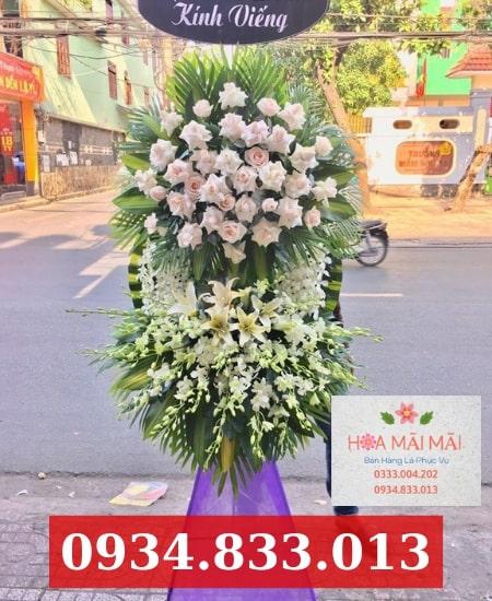 Đặt vòng hoa tang lễ Đà Nẵng