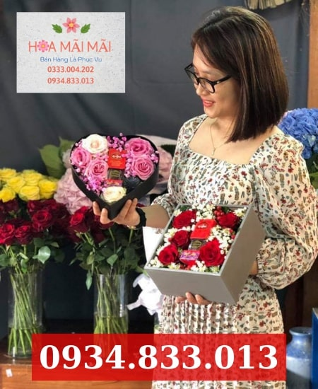 Đặt hoa sinh nhật tại Đà Nẵng