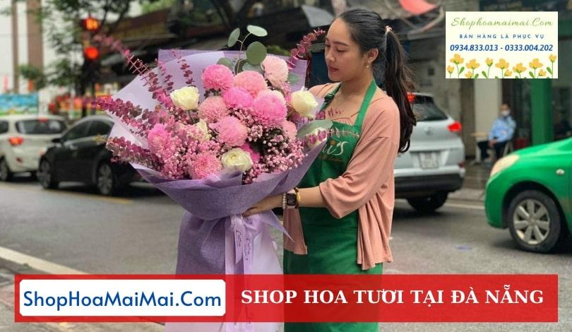 Đặt hoa online tại Đà Nẵng