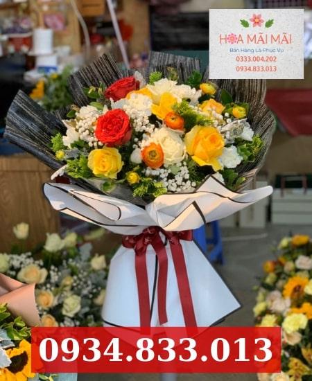 Tiệm hoa tươi Đà Nẵng