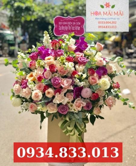 Cửa hàng hoa tươi tại Đà Nẵng