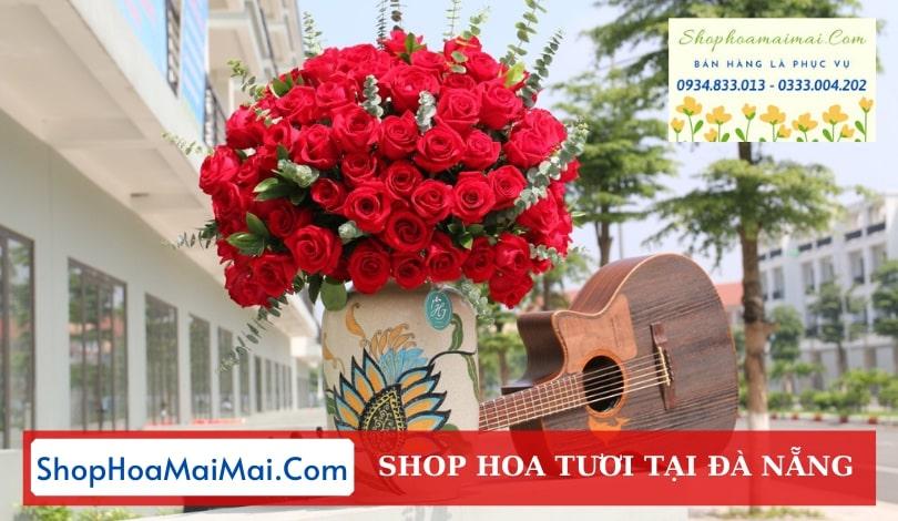 Giao hoa tươi tận nơi tại Đà Nẵng