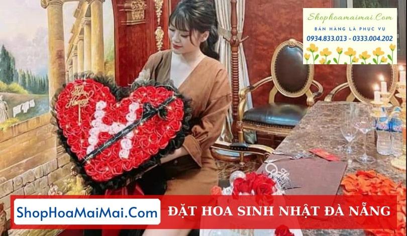 Tặng hoa sinh nhật tận nơi Đà Nẵng