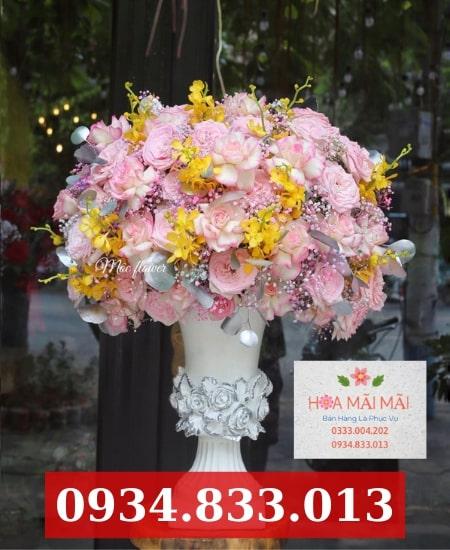 Mua hoa tươi online tại TP HCM