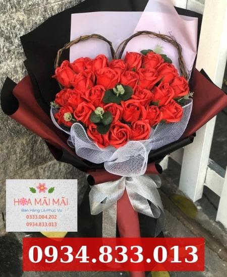 Tiệm hoa tươi ý nghĩa tại TP HCM