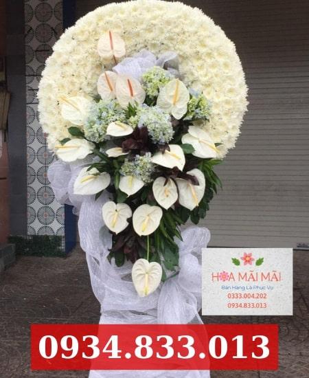 Cửa hàng hoa chia buồn TP.HCM