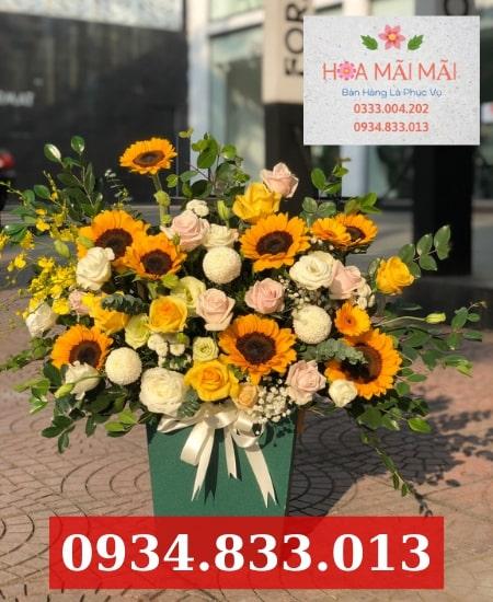 Giao hoa tươi tận nơi tại TP HCM