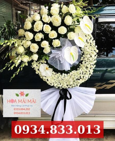 Cửa hàng hoa chia buồn tại TP.HCM