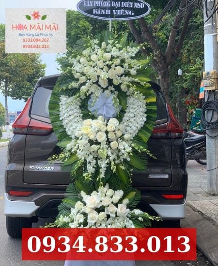 Cửa hàng hoa tang lễ TP.HCM