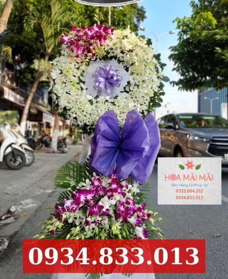 Tiệm hoa chia buồn tại TP.HCM