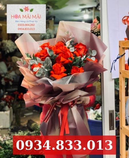 Shop hoa tươi chất lượng Quận 1