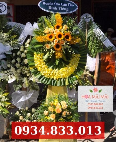 Mua hoa chia buồn online Quận 1