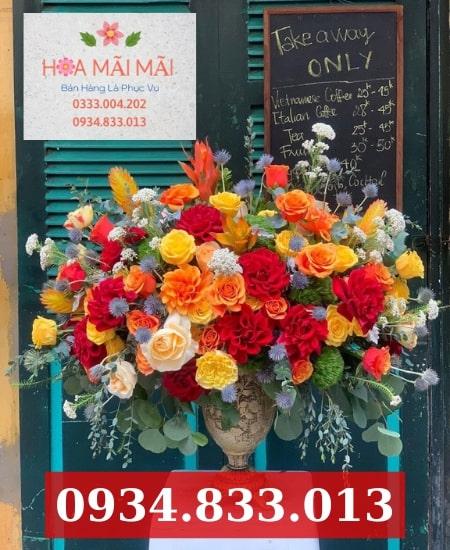 Tiệm hoa tươi online Quận 2