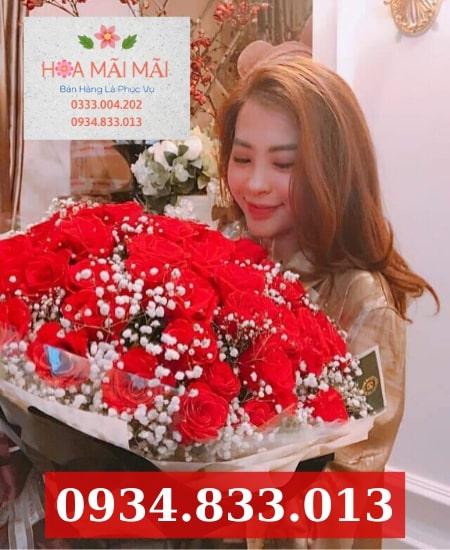 Đặt hoa sinh nhật online Quận 3