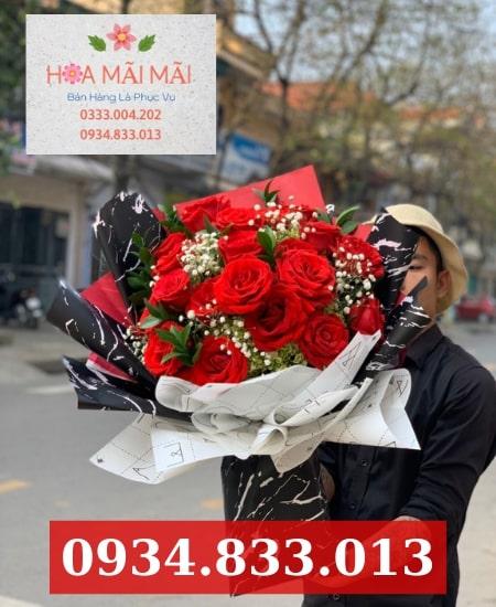 Tiệm hoa tươi giao hoa tận nơi Quận 3