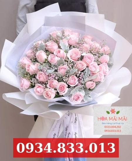 Shop hoa tươi online Quận 4