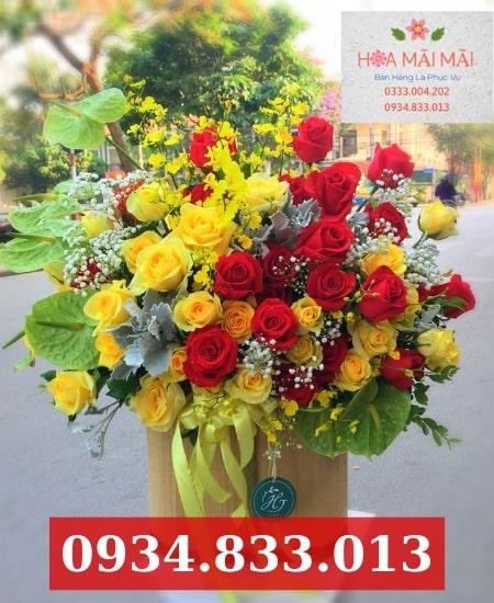 Tiệm hoa tươi Quận 8 TPHCM