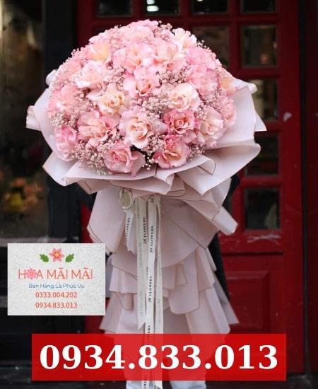 Mua hoa tươi online Quận 8