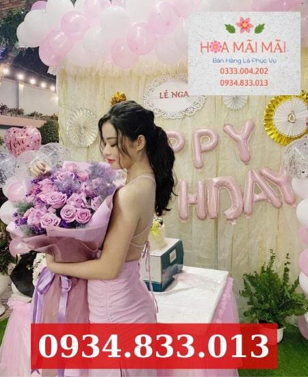 Đặt hoa sinh nhật online Quận 8