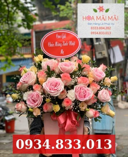 Đặt hoa tươi online Quận 10