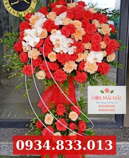 Cửa hàng hoa khai trương Quận 11