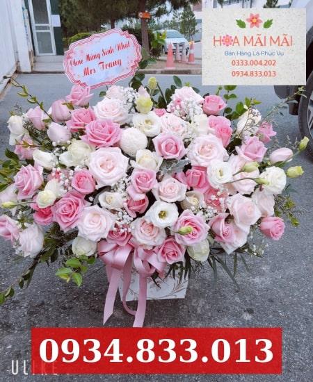 Đặt hoa tươi online Quận 11