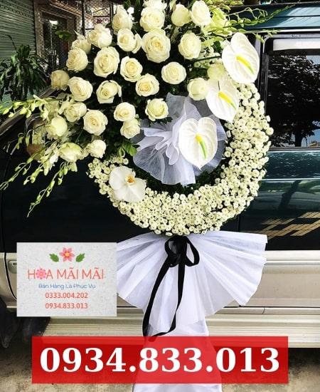 Tiệm hoa đám tang Quận 12