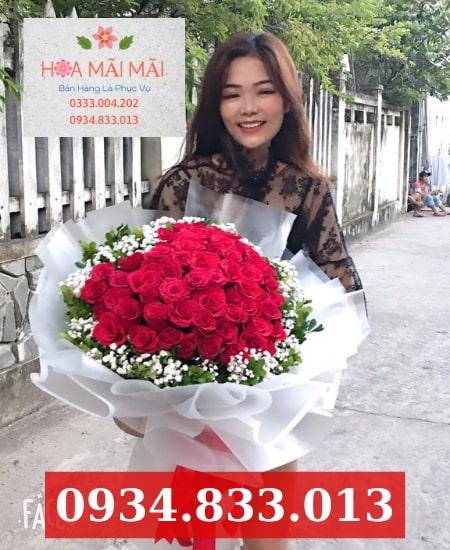 Đặt hoa sinh nhật quận Gò Vấp