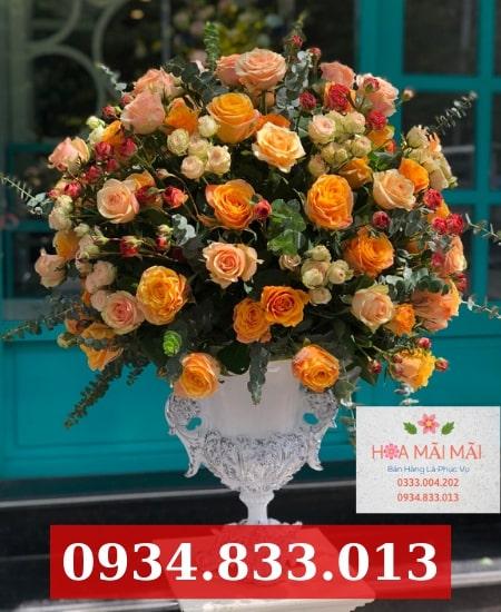 Tiệm hoa tươi quận Gò Vấp