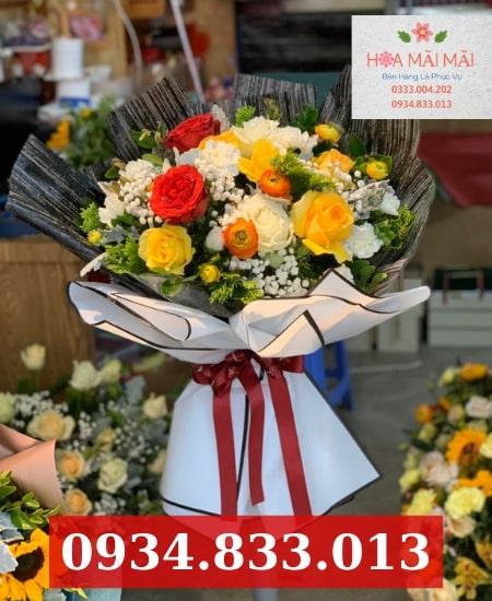 Cửa hàng hoa tươi quận Phú Nhuận