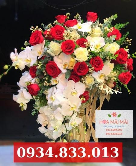 Cửa hàng hoa quận Tân Bình TPHCM