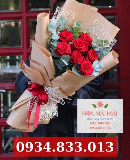 Đặt hoa sinh nhật quận Tân Phú