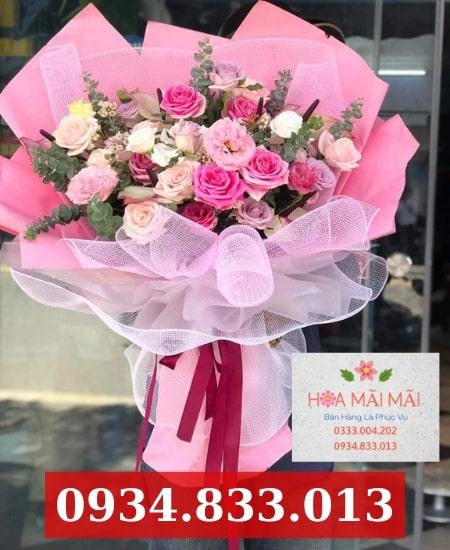 Tặng hoa sinh nhật quận Bình Tân