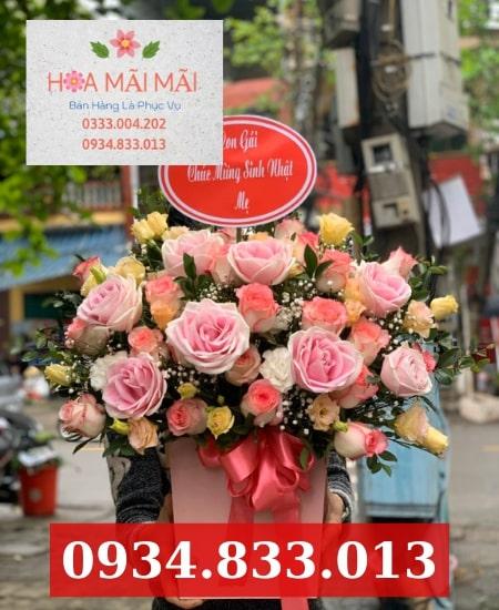 Tiệm hoa tươi uy tín quận Bình Tân