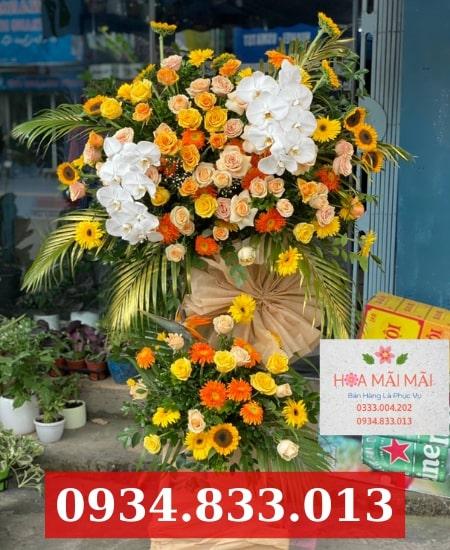 Cửa hàng hoa khai trương quận Thủ Đức