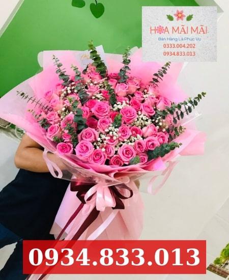 Mua hoa tươi online quận Thủ Đức