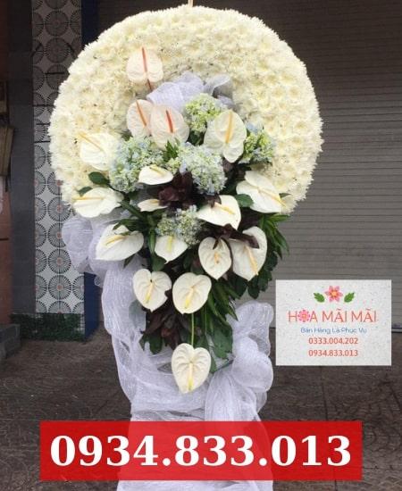 Mua hoa tang lễ huyện Bình Chánh