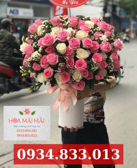 Tiệm hoa tươi huyện Bình Chánh