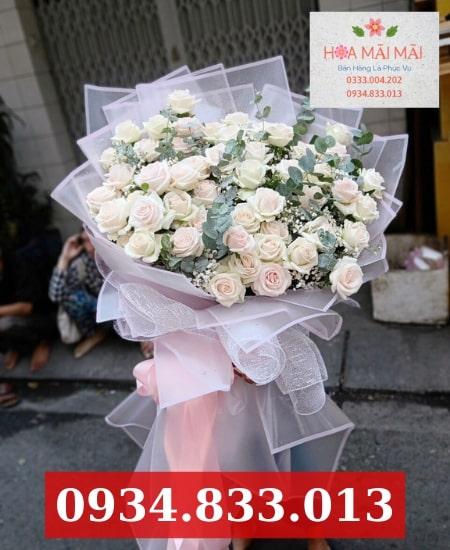 Mua hoa tươi online huyện Bình Chánh