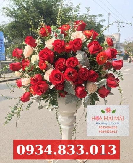 Đặt hoa tươi online huyện Hóc Môn