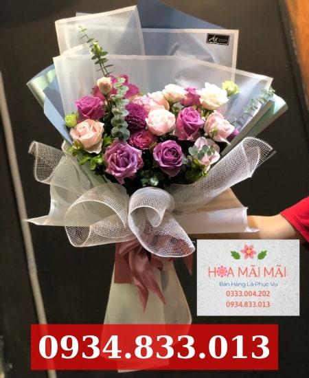 Mua hoa tươi giao hoa tận nơi huyện Hóc Môn