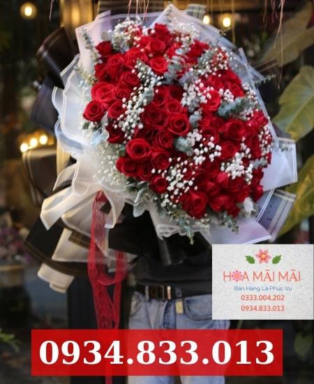 Đặt hoa tươi online huyện Củ Chi