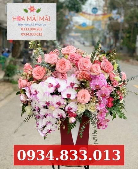 Đặt hoa tươi online huyện Nhà Bè