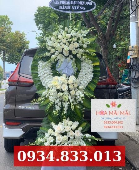 Shop hoa đám tang Quảng Nam