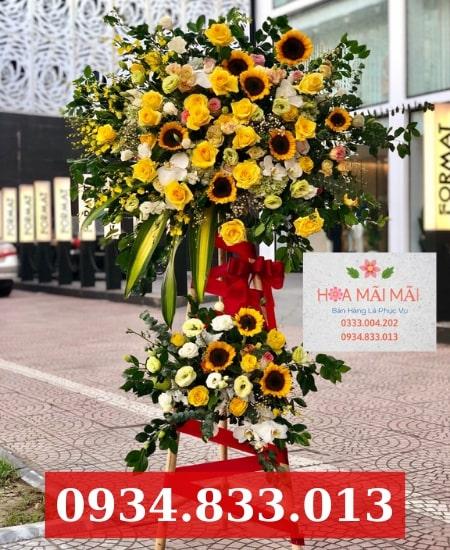 Cửa hàng hoa khai trương tại Quảng Nam