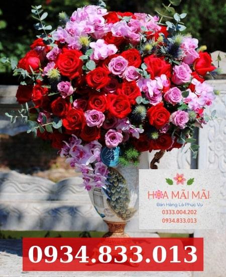 Đặt hoa tươi online Hội An